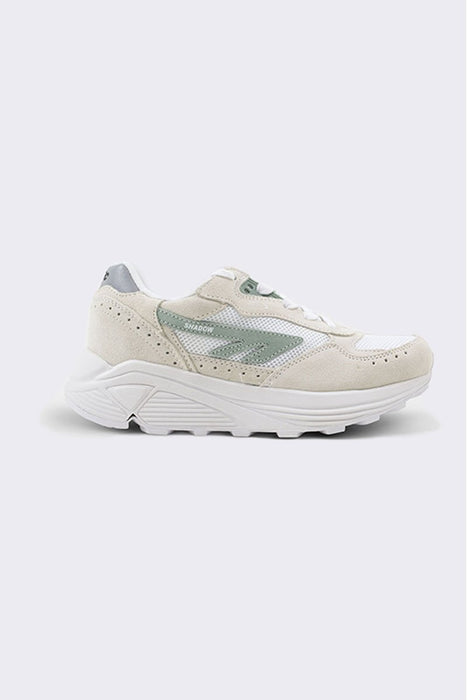 HI-TEC HTS SHADOW RGS WHITE/SAGE GREEN