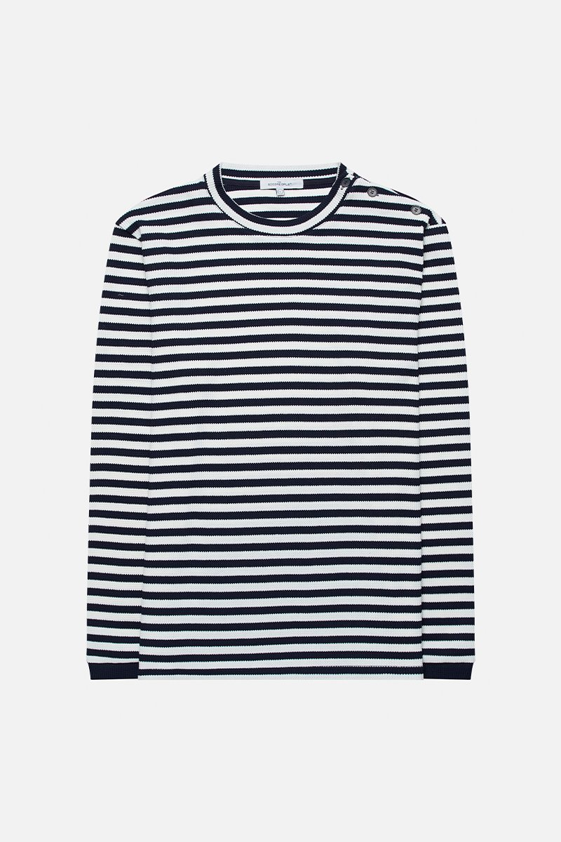 Stripped Longsleeve