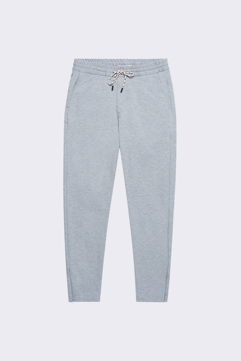 Tapered fit trousers