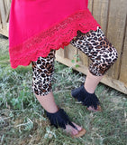 Kids - Summer Dream Red Tunic Top