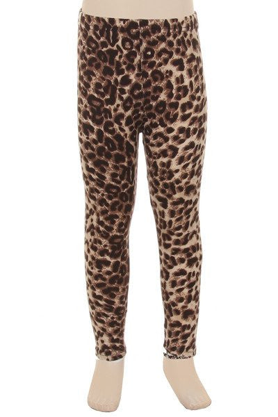 Loco Leopard Leggings