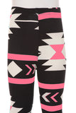 Royal Import Neon Pink Capri Leggings