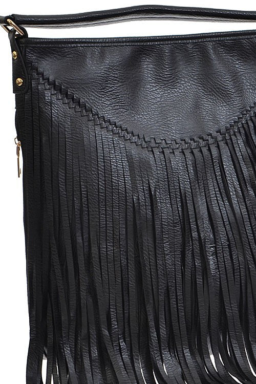 Vegas Nights Fringe Purse - 2 Color Options