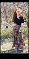 Leopard Paltrow Pants - Also in Plus Size