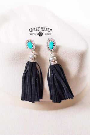 Maycen Lane Fringe Earrings