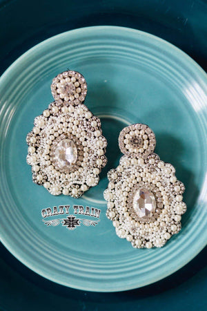 Rhinestone Cowboy Earrings
