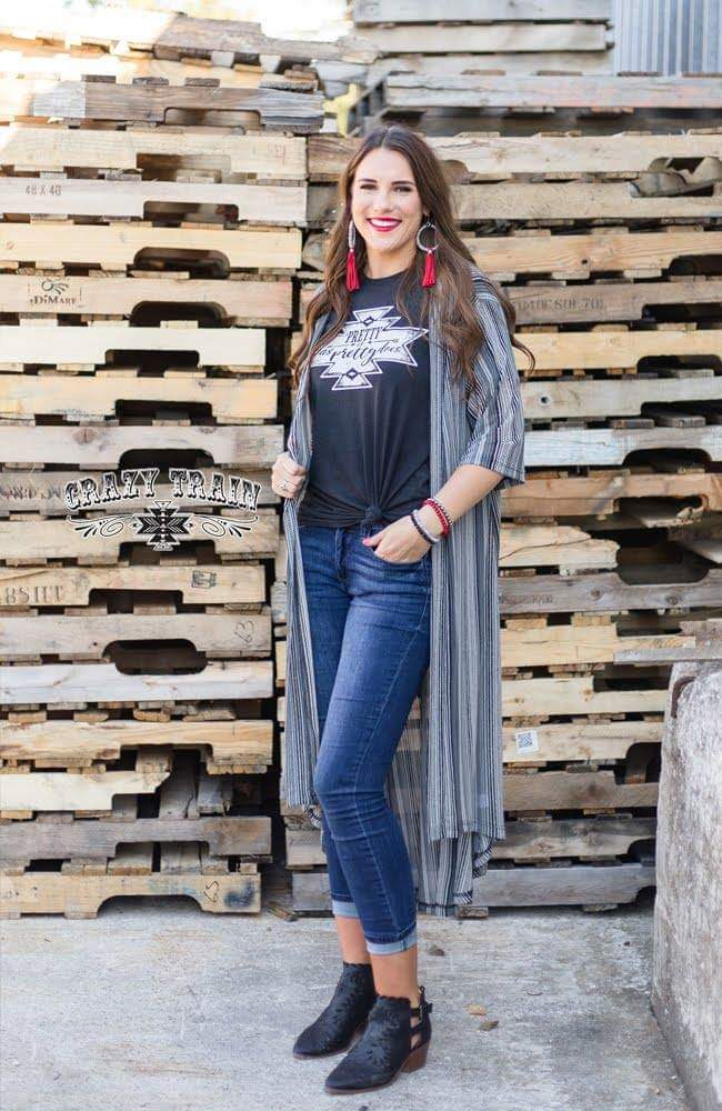 Beaumont Serape Caridgan - Also in Plus Size