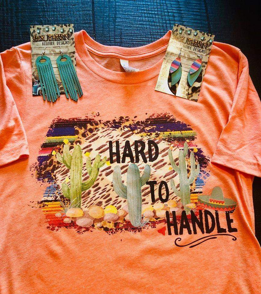 fbebb9c7e79 Hard To Handle Cactus Top - Also in Plus Size – Gypsy Ranch Boutique