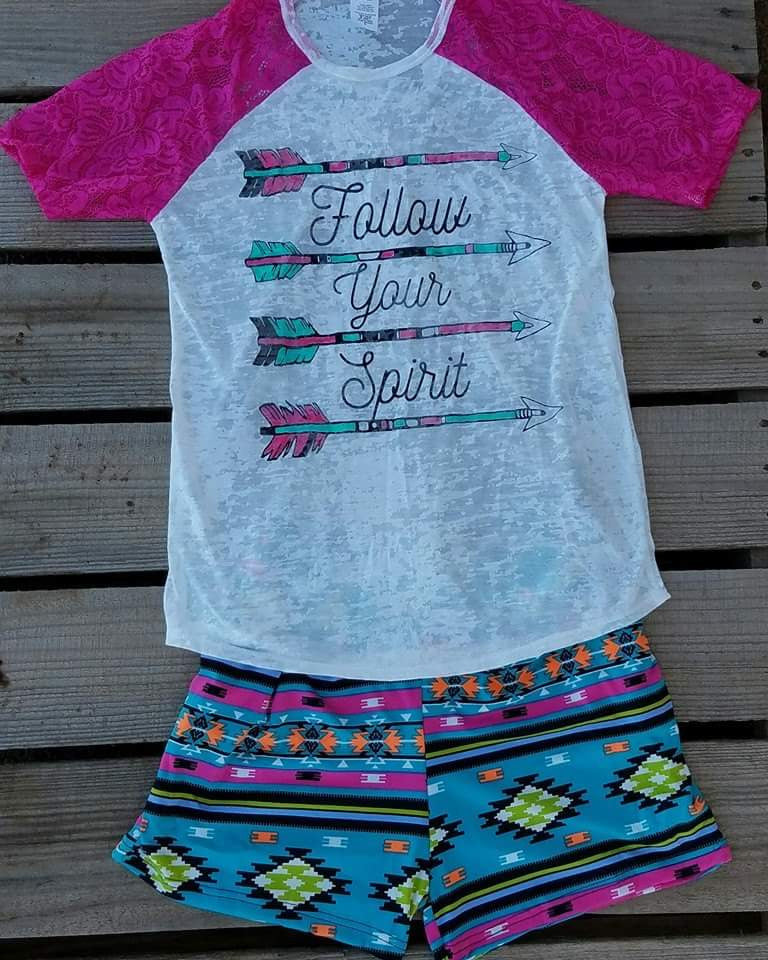 Indiana Grand Tribal Shorts