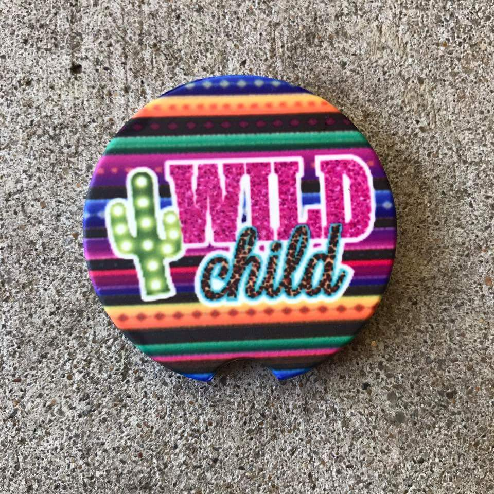 Car Coasters - Several Styles