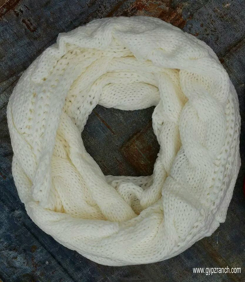 Snuggle Up Sweater Scarf - Several Colors