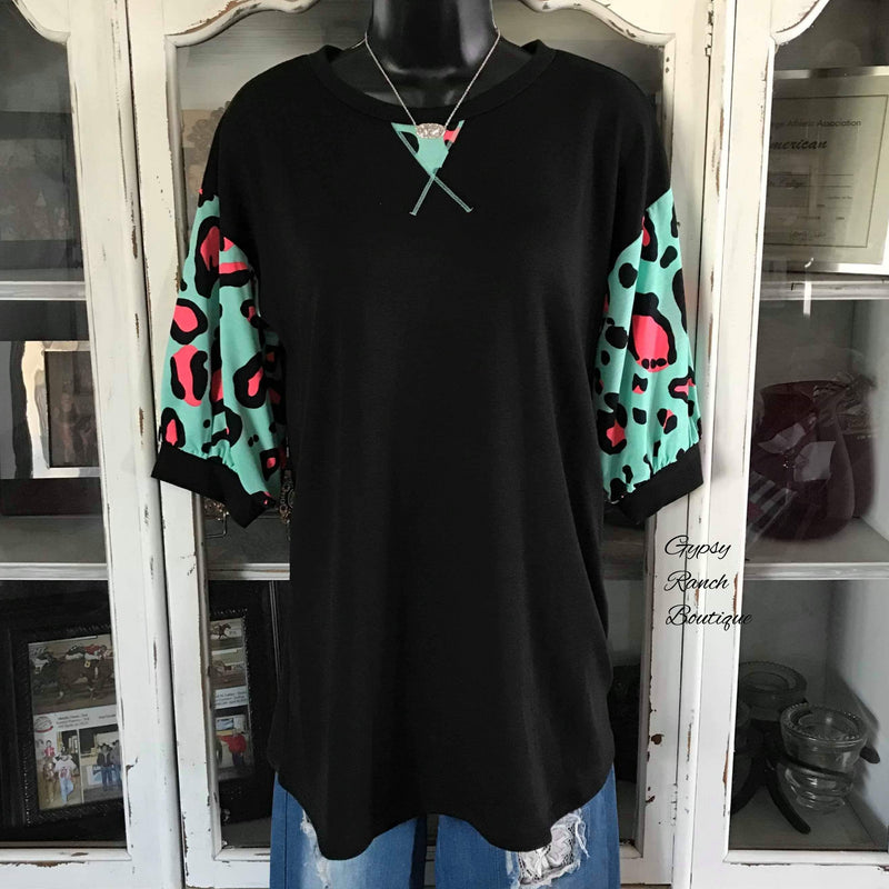 fbd9850a83f Starbucks Floral Top - Also in Plus Size – Gypsy Ranch Boutique