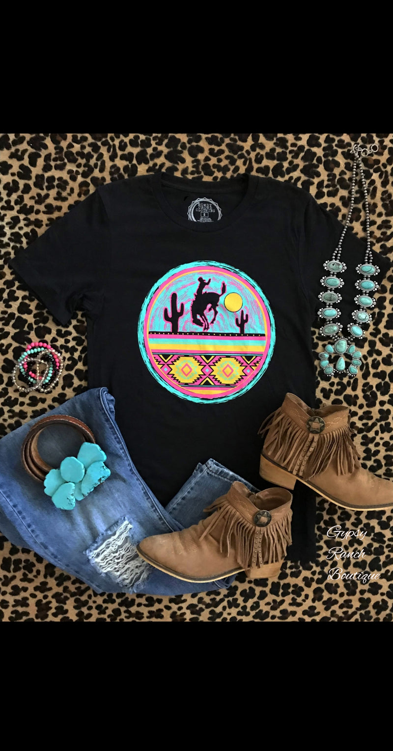 Sunrise Bronc Top - Also in Plus Size