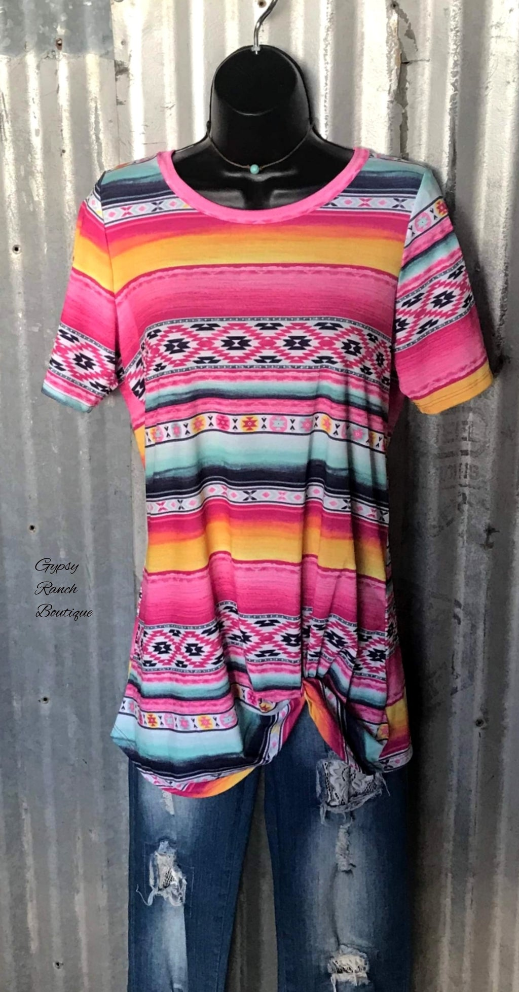3b575b565 Jada Tribal Knot Top - Also in Plus Size