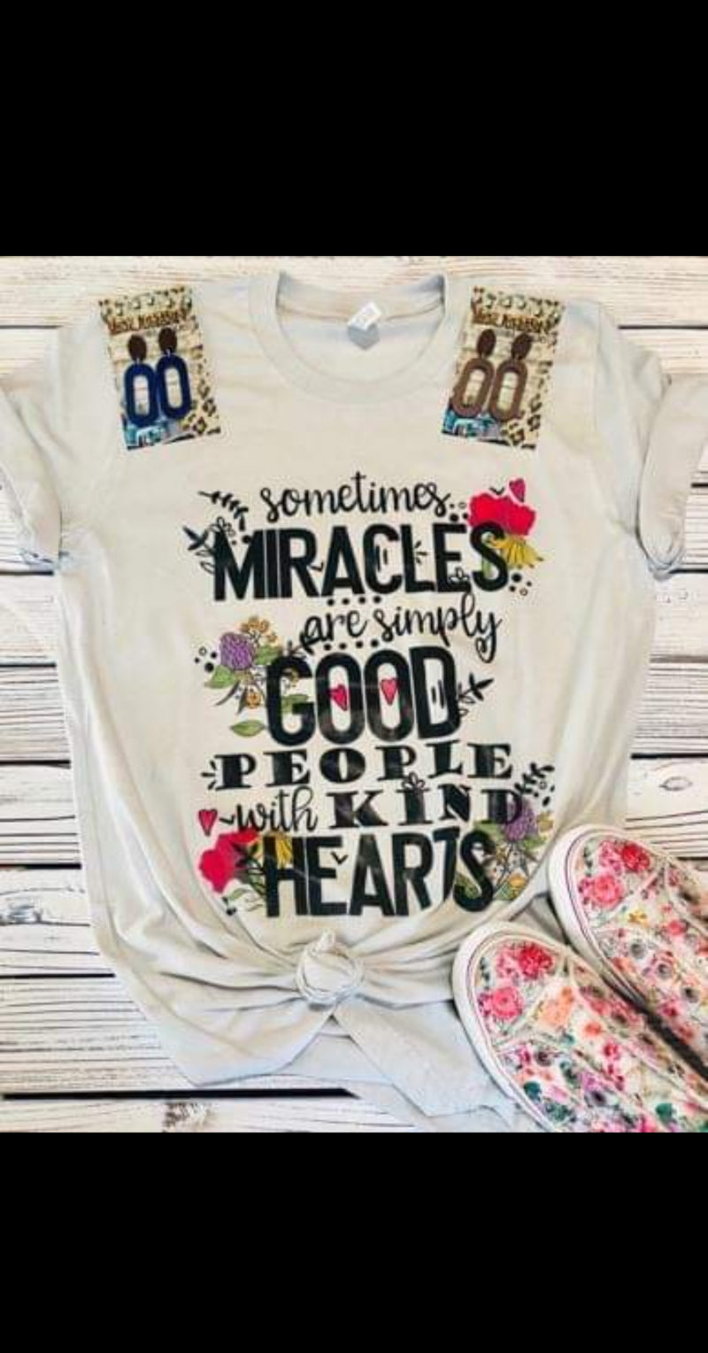 Miracles & Good People Top - Also in Plus Size