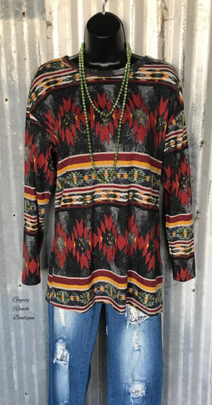 McLemore Tribal Top - Also in Plus Size