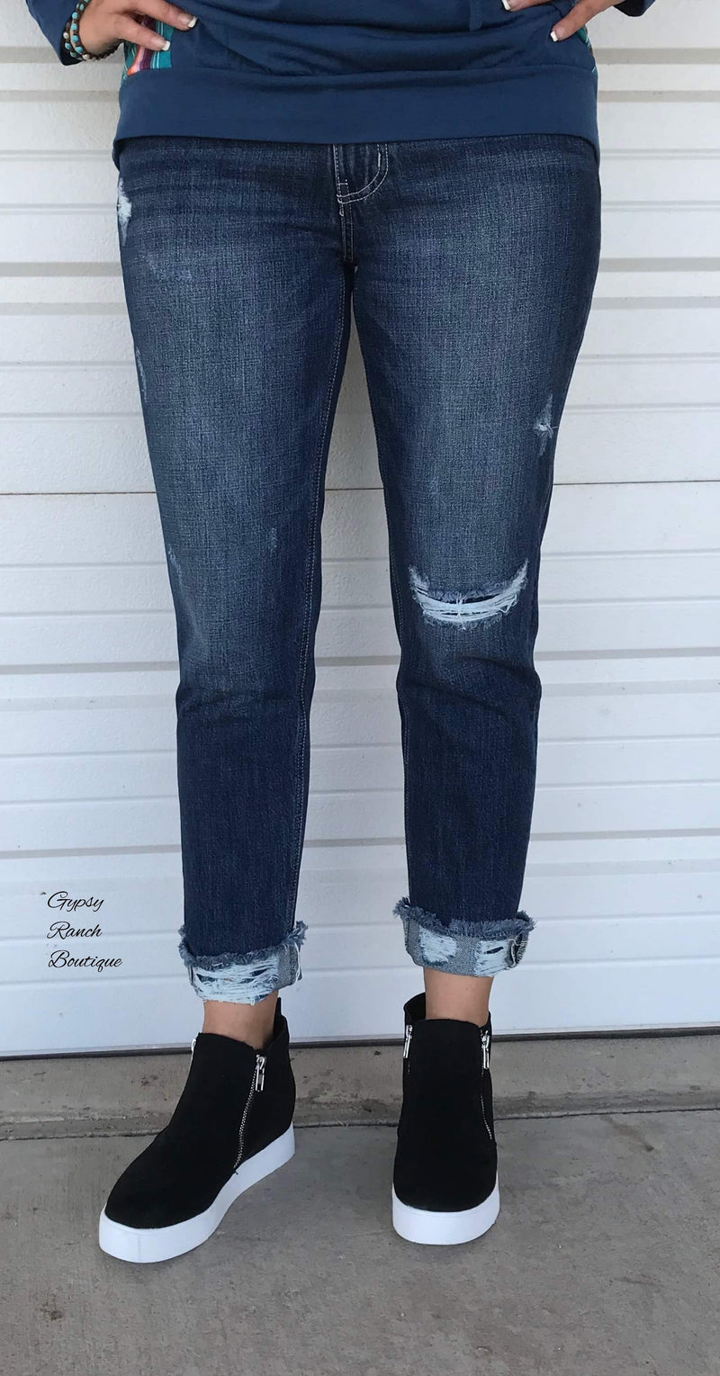 Mady Distressed Jeans