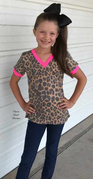 Rock My Leopard Top - Also in Plus Size