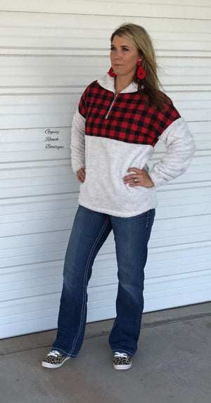 Montana Skye Pullover Top - Also in Plus Size