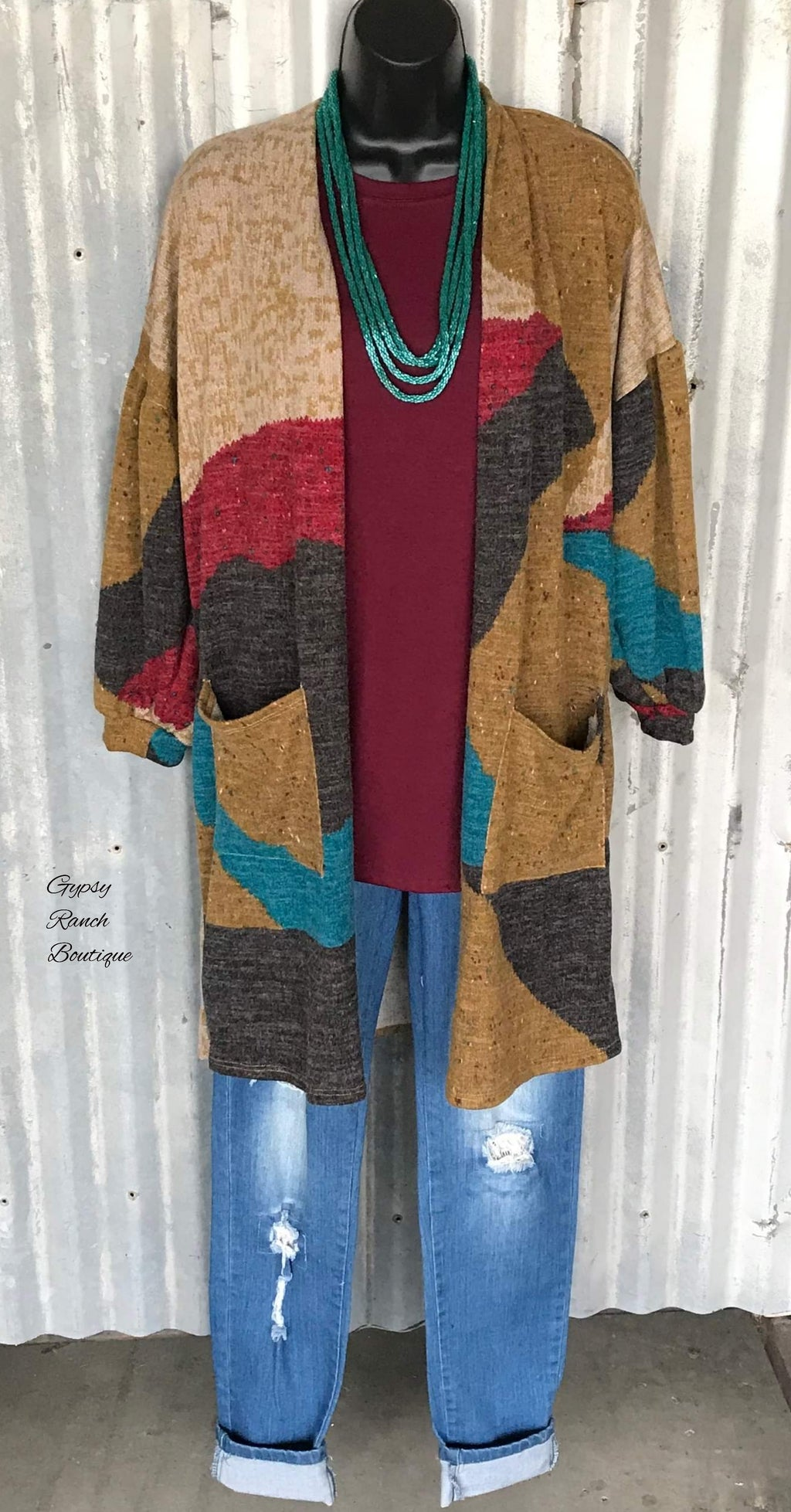 Gypsy Ranch Boutique -Apparel Sizes Small-3X & Exciting