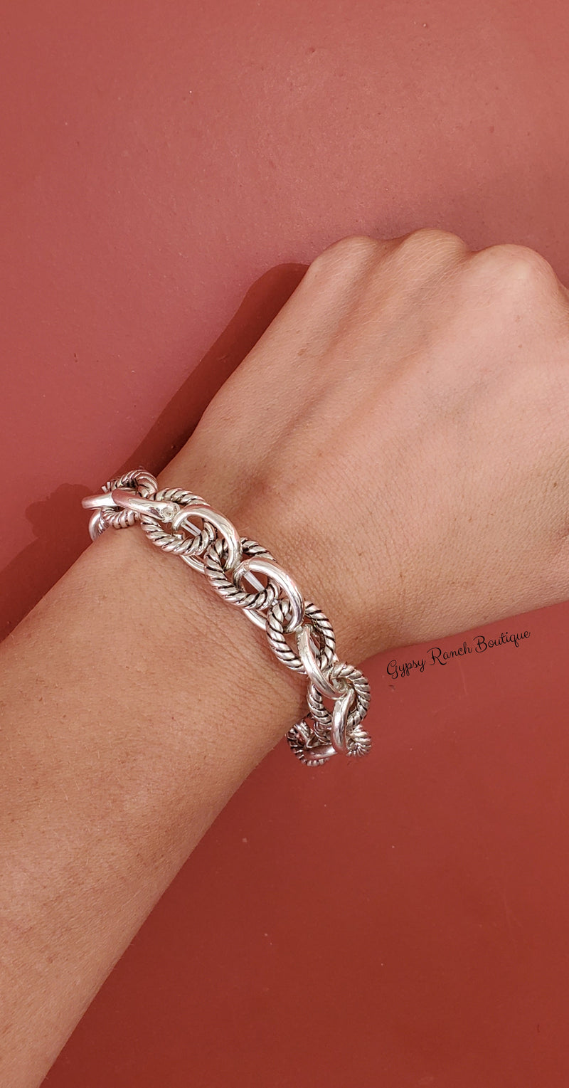 Chain Stretchy Bracelet