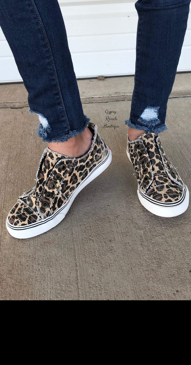 Kids & Toddler Maddox Leopard Shoes