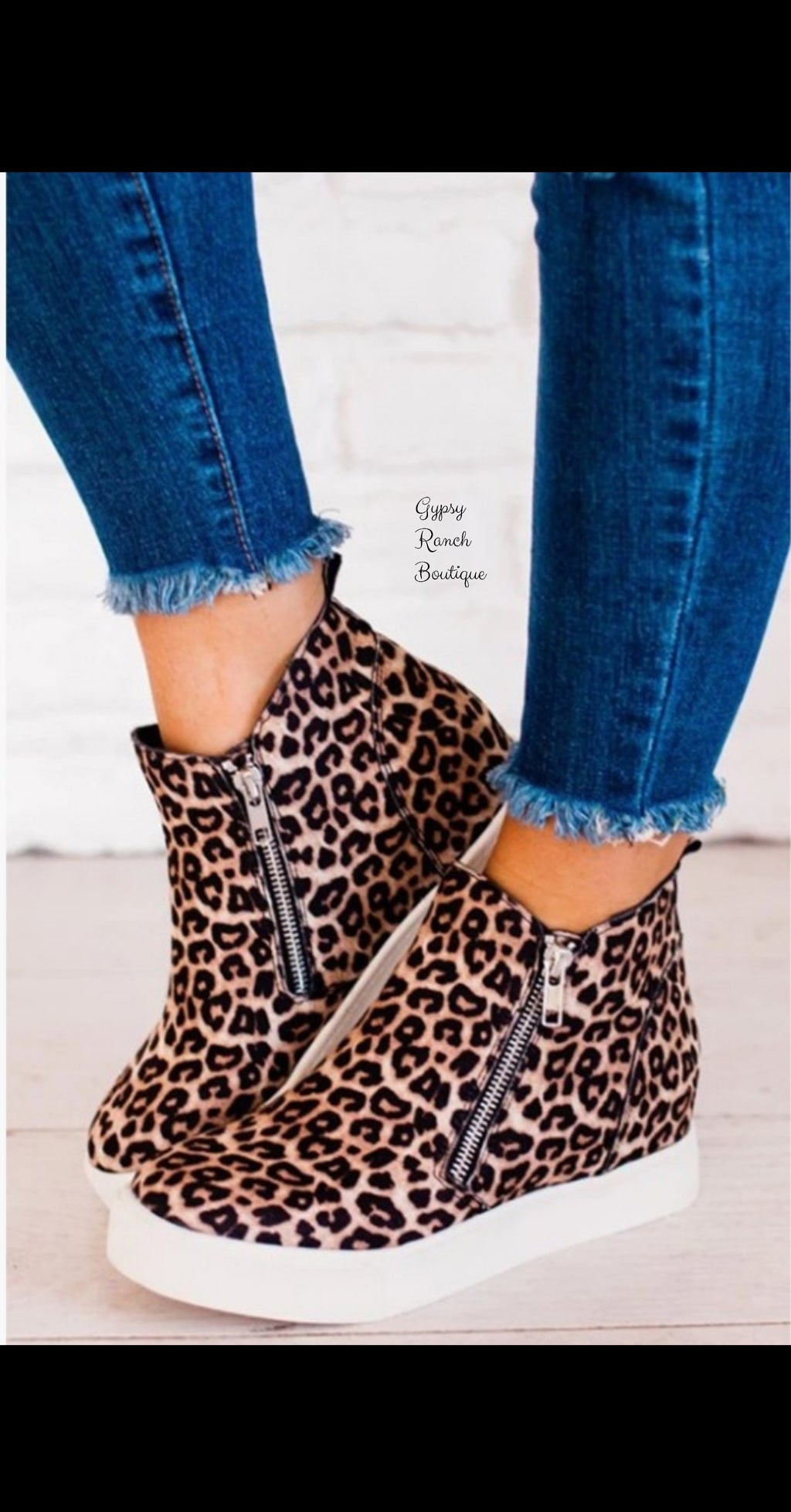 Cam Leopard Shoes