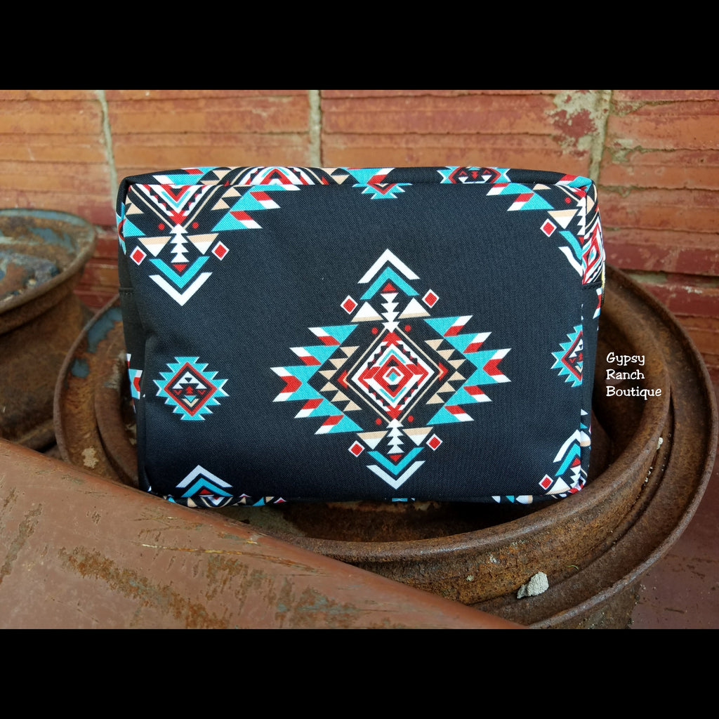 Stetson Tribal Makeup Bag
