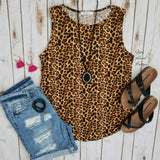 Leopard Crush Tank Top