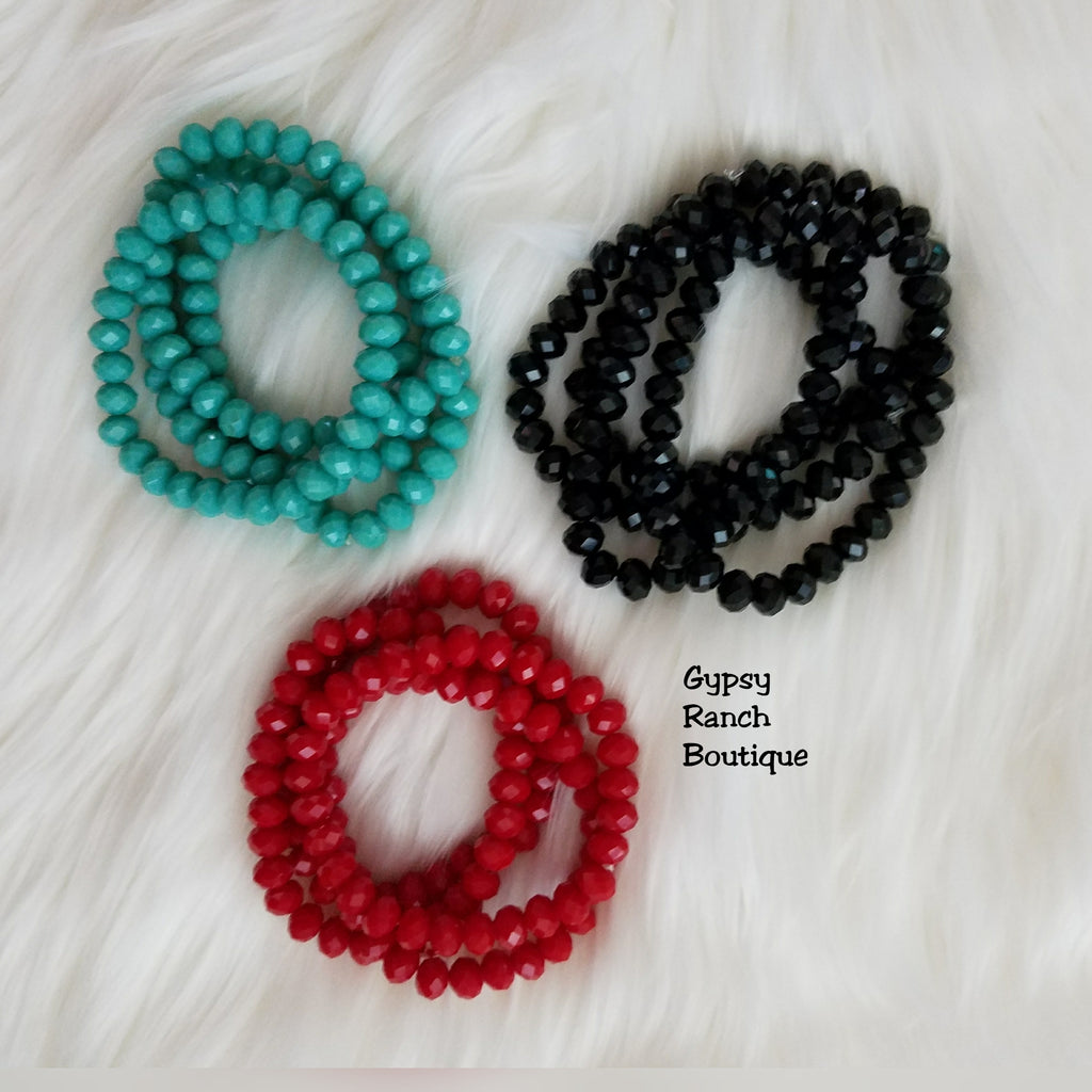 Singles Bracelets - Choose your Color