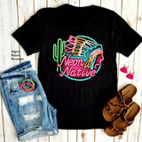 Neon Native Top - Also in Plus Size