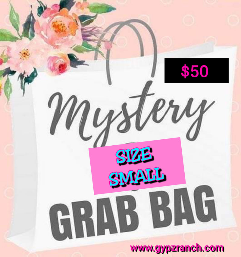 Mystery Grab Bag 4 Items Size SMALL