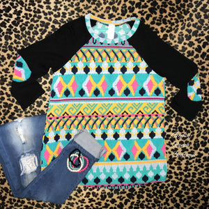 Durango Tribal Top - Also in Plus Size