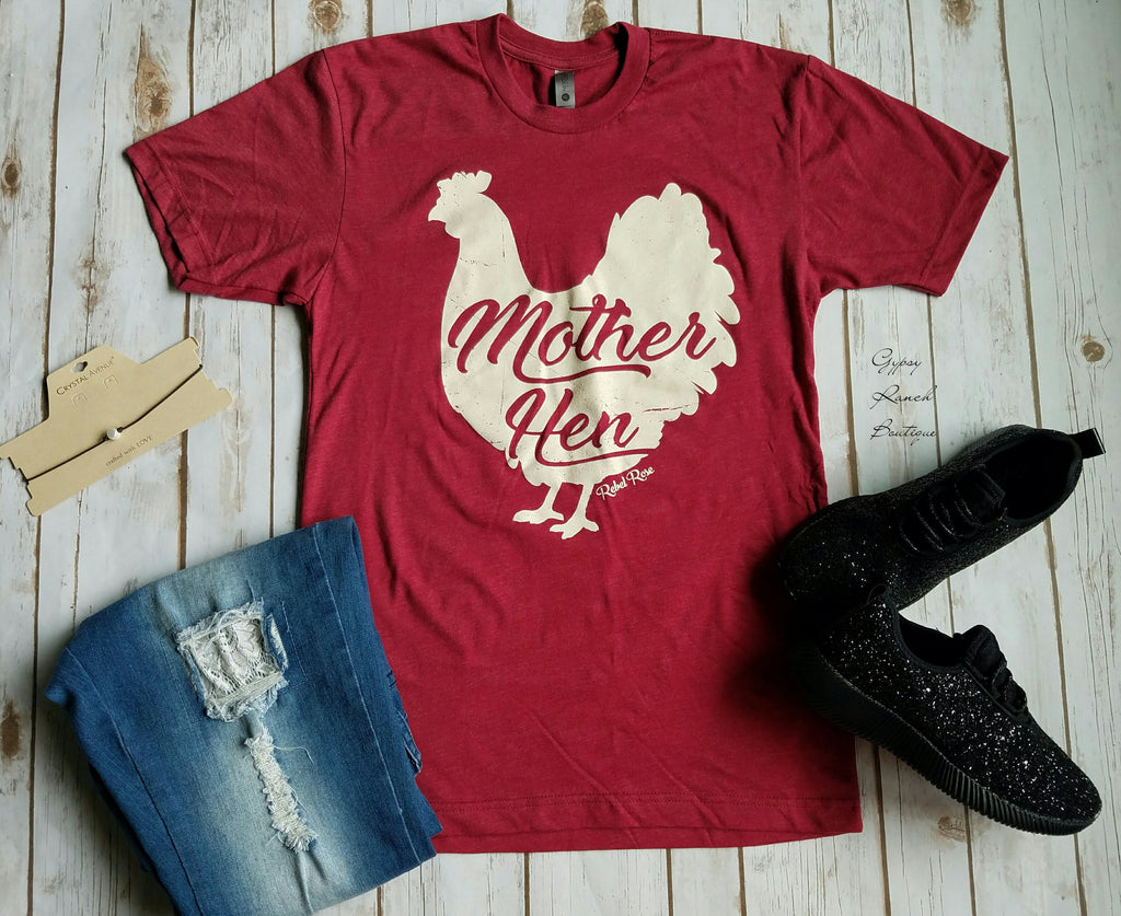 Mother Hen Top - Also in Plus Size