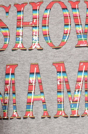 Show Mama in Serape Top - Also in Plus Size