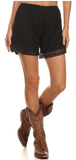 Livin In Lace Shorts - Several Colors