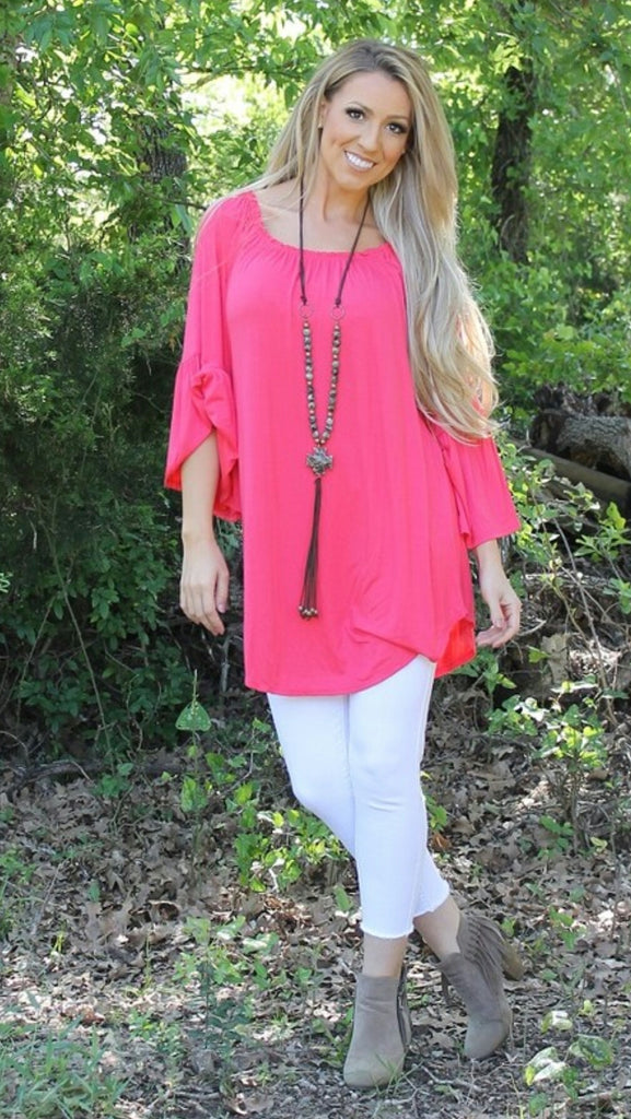 Oakley Coral Tunic Top