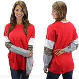 Lovington Leopard Top - Also in Plus Size