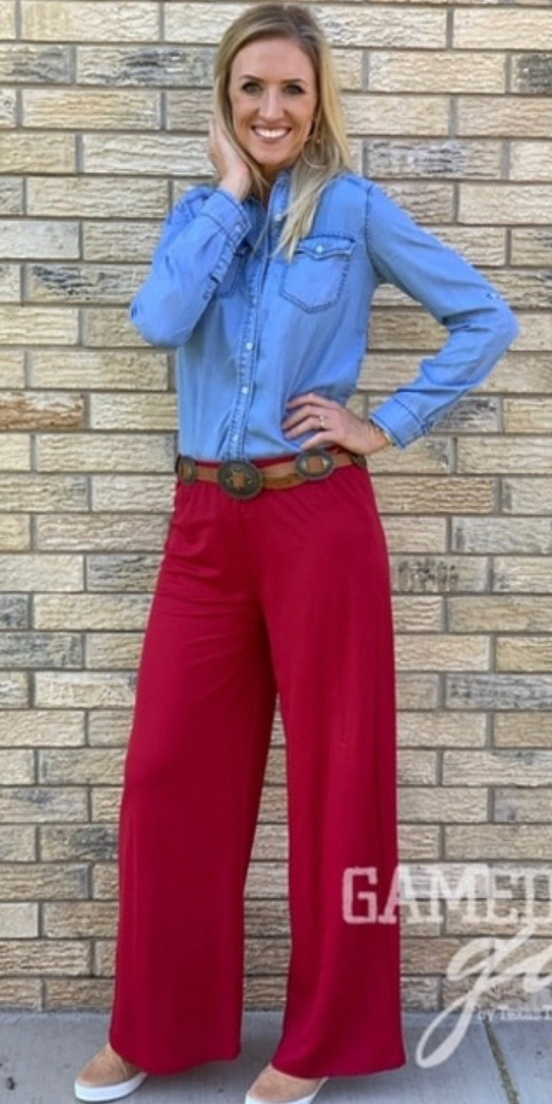 Hickory Creek Crimson Pants