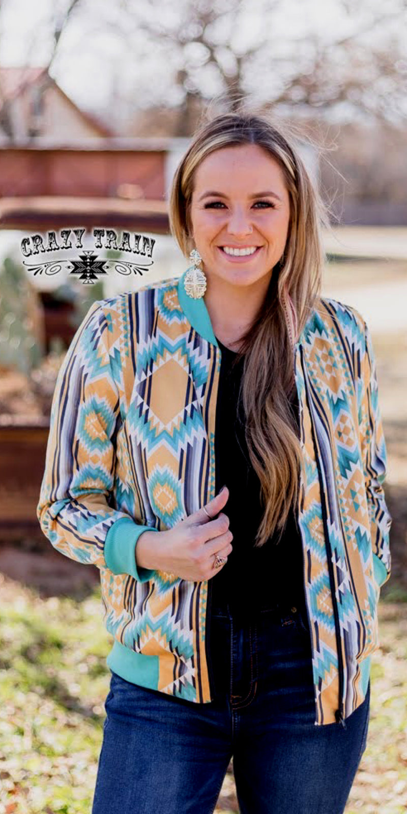 Rowdy Ways Jacket - Also in Plus Size