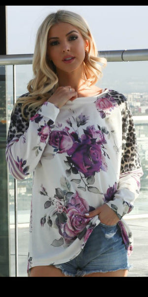 Wild Occasions Top - Also in Plus Size