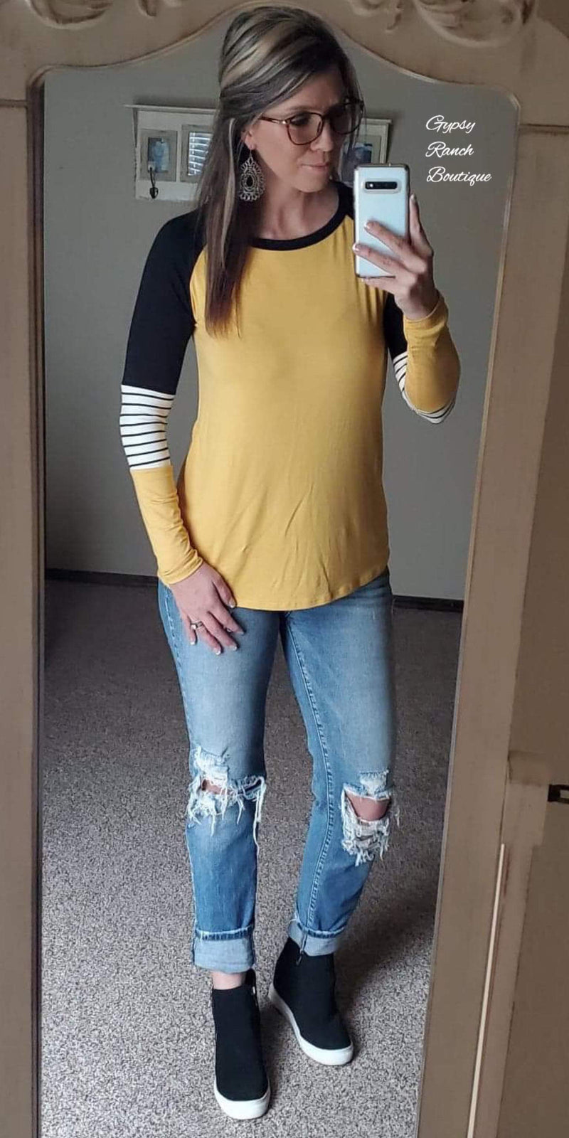 Bartlett Mustard Top