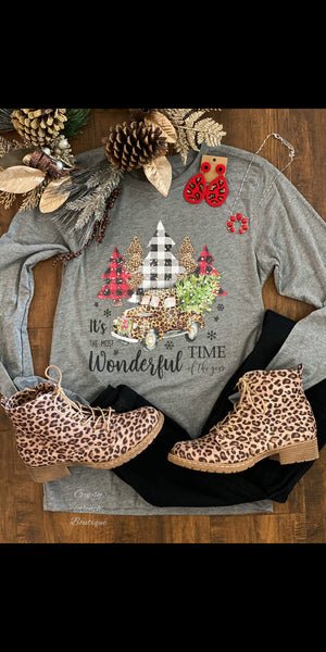 Most Wonderful Time of Year Top - Also in Plus Size