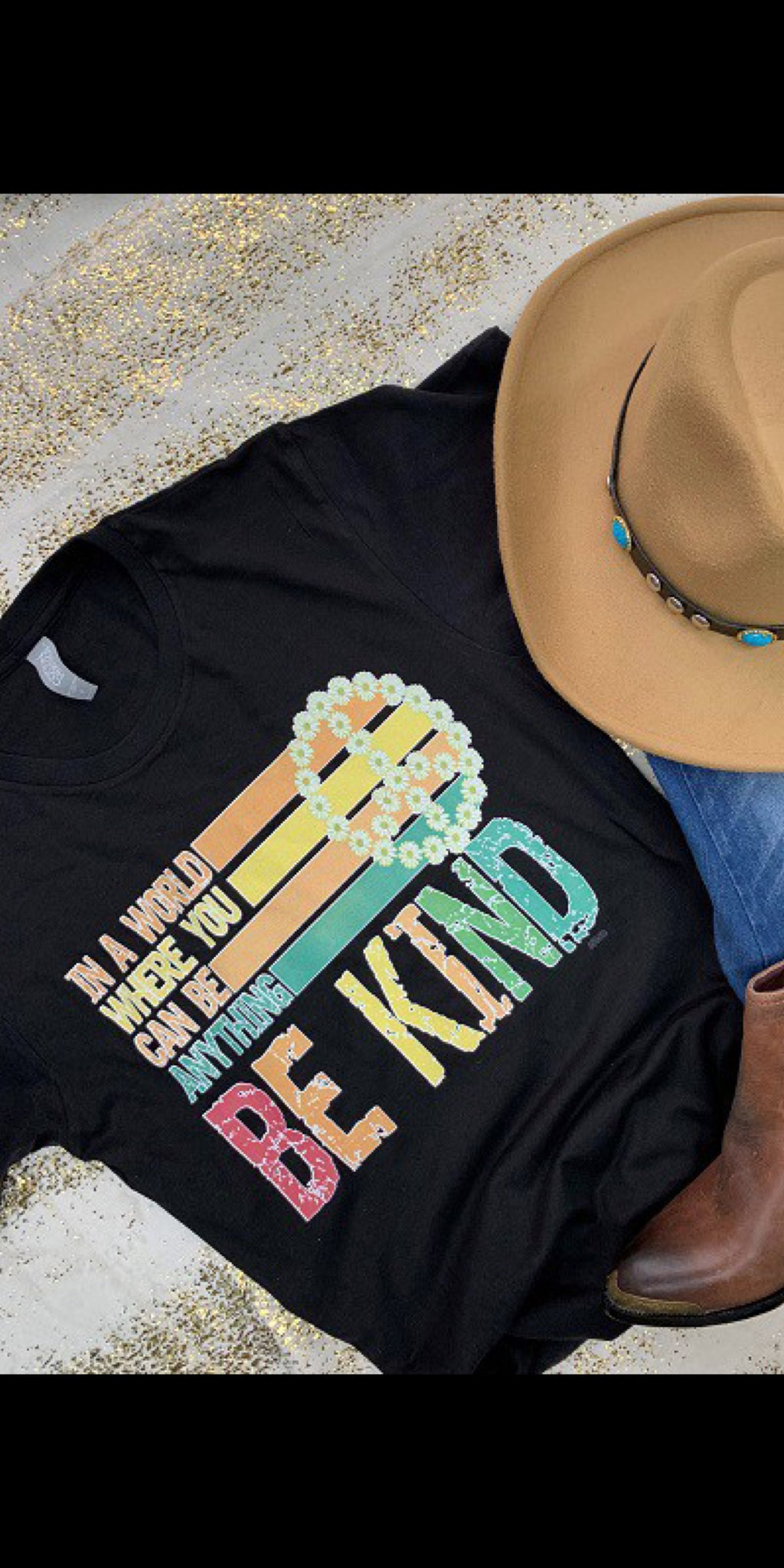 Be Kind Top - Also in Plus Size