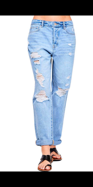 Blair Distressed Jeans