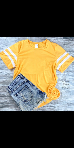 Golden Girls Varsity Top - Also in Plus Size