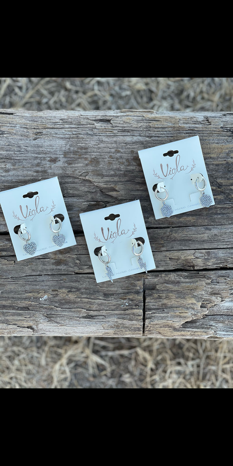 Charm Your Life Earrings