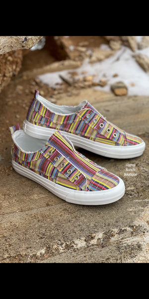 Avenue Q Serape Shoes