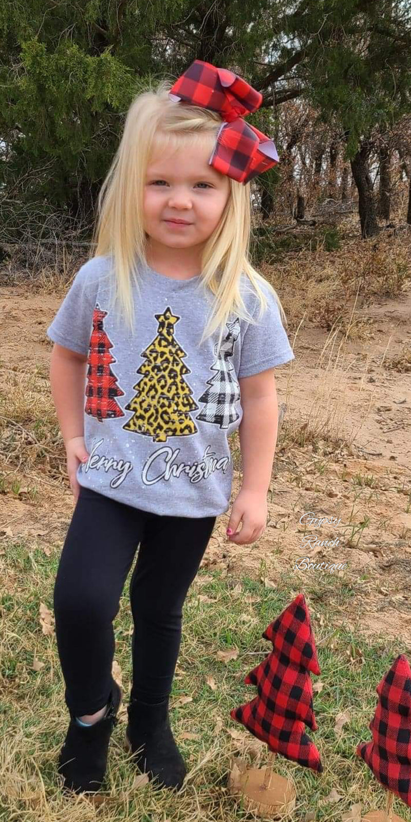 Kids Trio Christmas Top