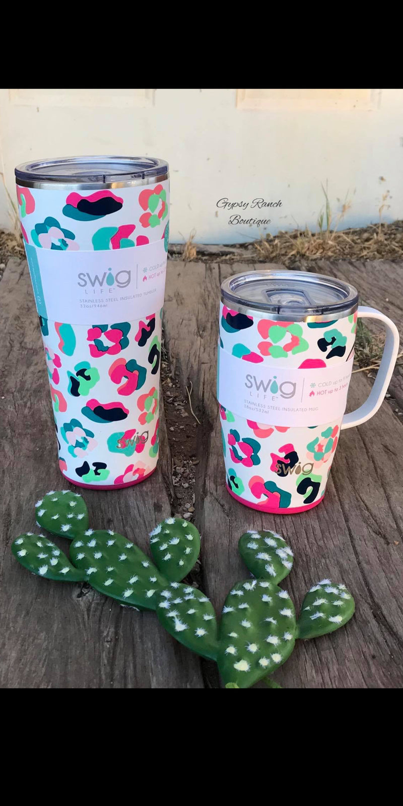 Party Animal Swig Cups